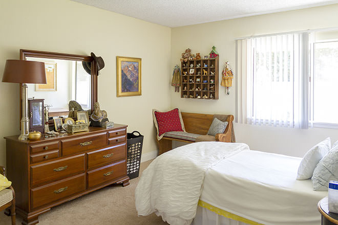Brookdale Garden Grove Bedroom
