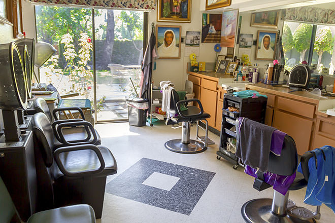 Brookdale Garden Grove Salon