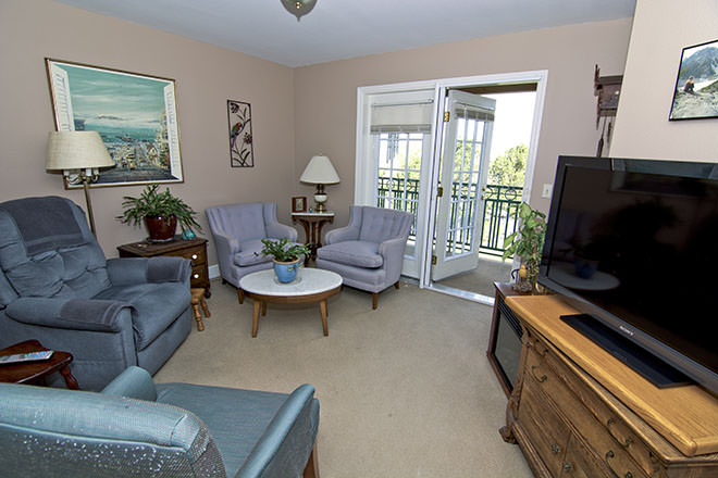 Brookdale Gardnerville Living Room