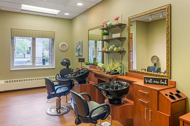 Brookdale Glen Ellyn Salon