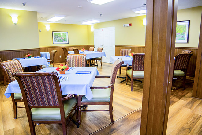 Brookdale Goodlettsville Dining Room