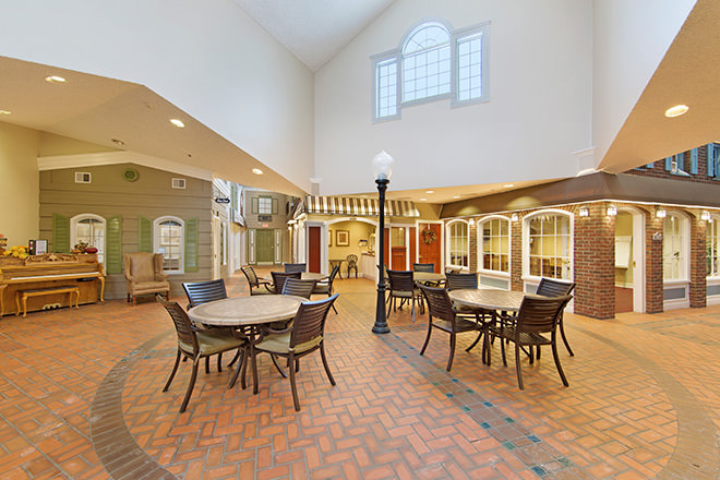 Brookdale Grand Blanc Common Area