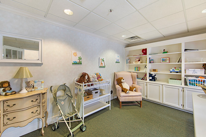 Brookdale Grand Blanc Memory Care Area