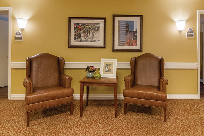 Brookdale Green Mountain Skilled Nursing Common Area
