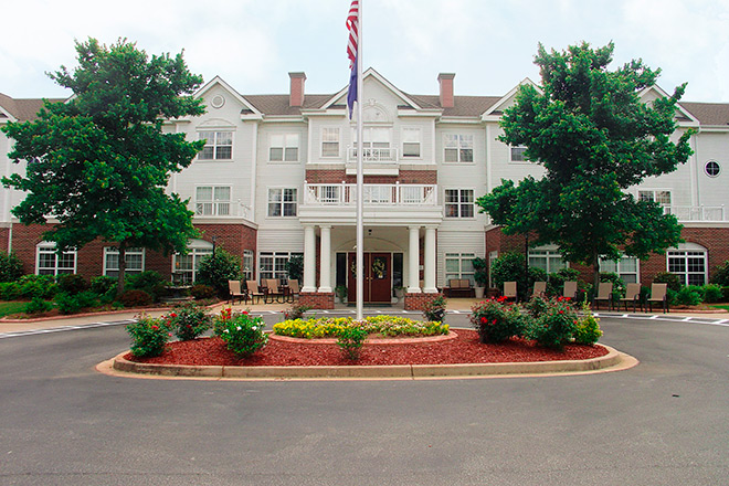 Senior Living In Greenville Sc