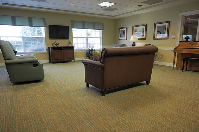 Brookdale Greenville Skilled Nursing Living Room
