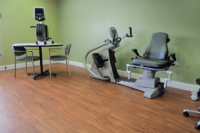 Brookdale Greenville Skilled Nursing Therapy Room