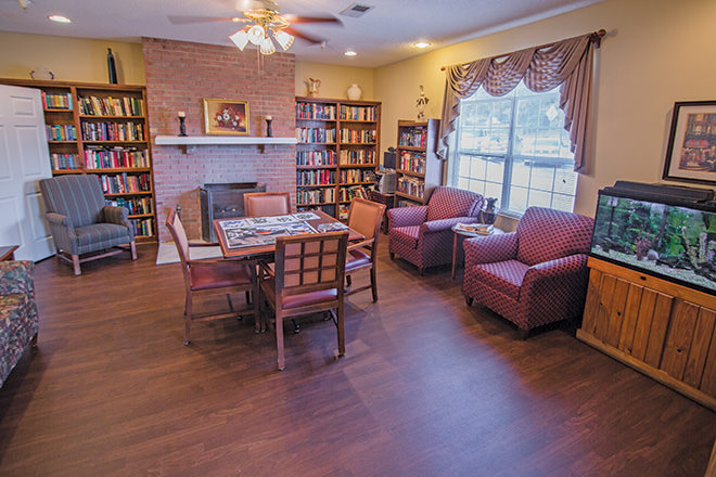 Brookdale Hanceville Common Area