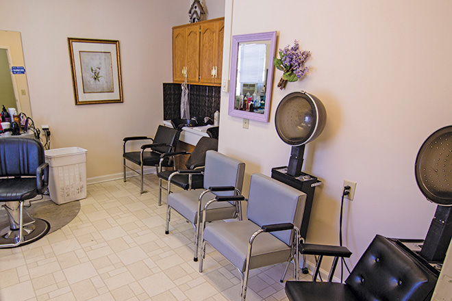 Brookdale Hanceville Salon