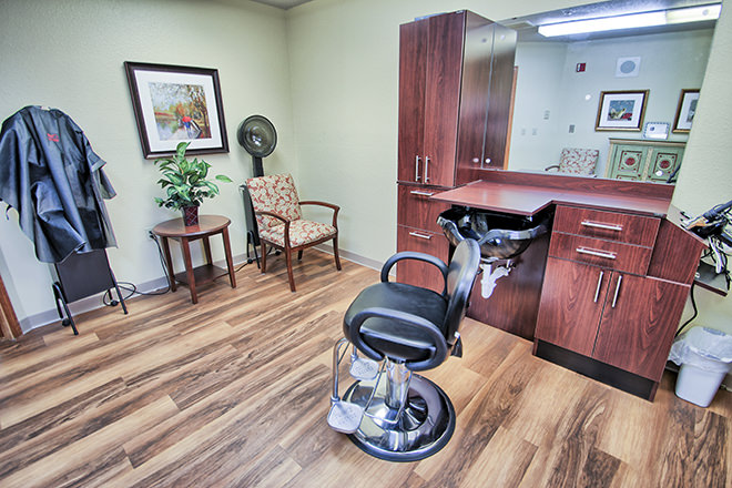 Brookdale Harbison Salon