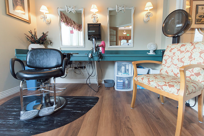 Brookdale Harbor Bay Salon