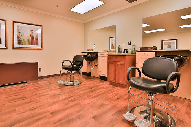 Brookdale Hearthstone Moses Lake Salon