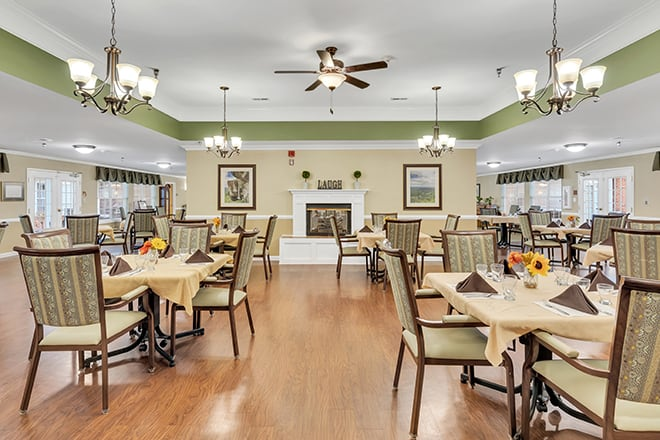 Brookdale Hixson Dining Room