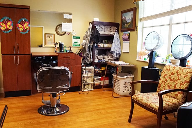 Brookdale Hockessin Salon