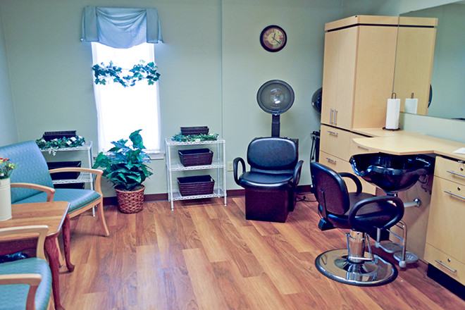 Brookdale Ithaca Salon