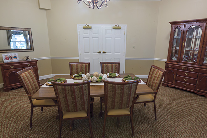 Dining Room Brookdale Johnson City