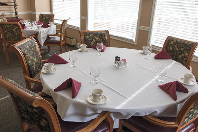 Brookdale Kenmore  Dining Room