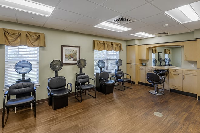 Brookdale Kenosha  Salon
