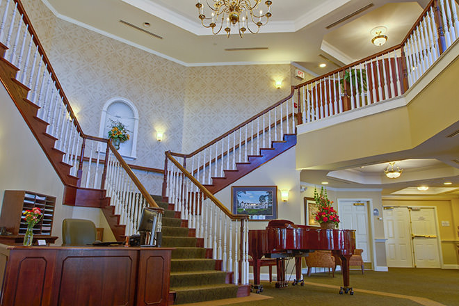 Brookdale Kenwood Foyer