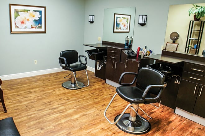 Brookdale Lake Charles Salon