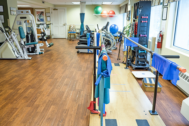 Brookdale Lake View  Fitness Room