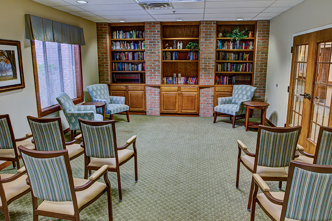 Brookdale Lakeview Crossing  Common Area