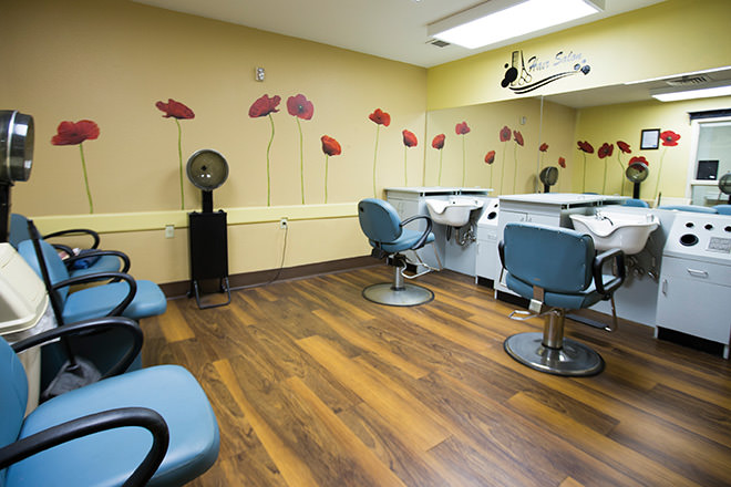 Brookdale Las Vegas Salon