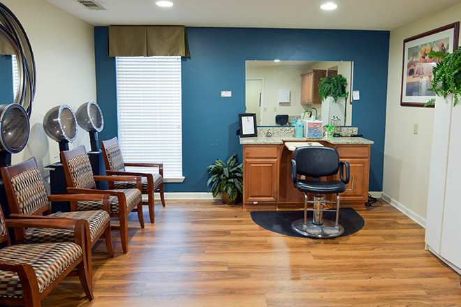 Brookdale Lawrenceville Salon