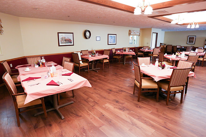 Brookdale lexington independent and assisted living in for Live in caregiver room and board