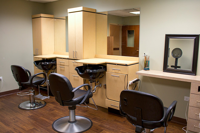 Brookdale Lisle Skilled Nursing Salon