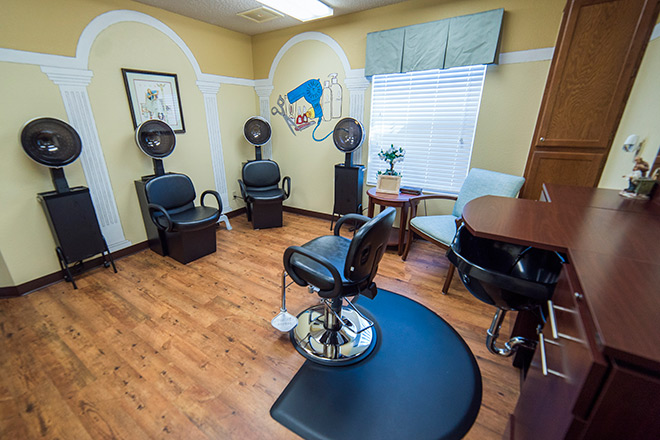 Brookdale Mansfield Salon
