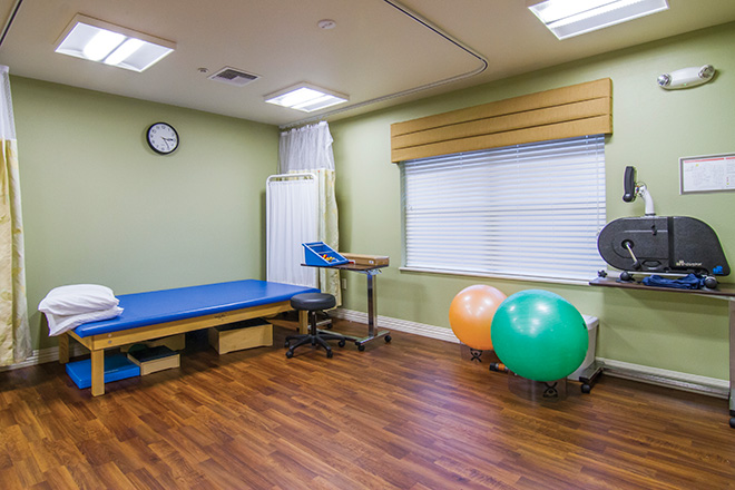 Brookdale Mariana Butte Fitness Room
