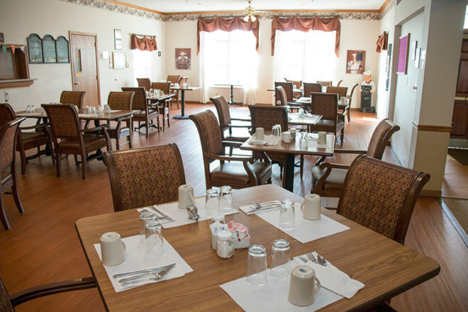 Brookdale Marion Dining Room