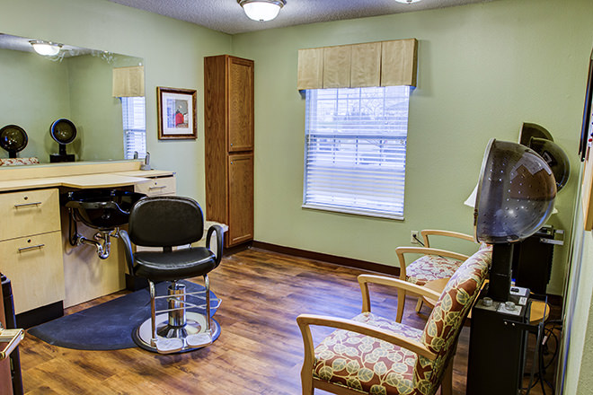 Brookdale Marion Salon