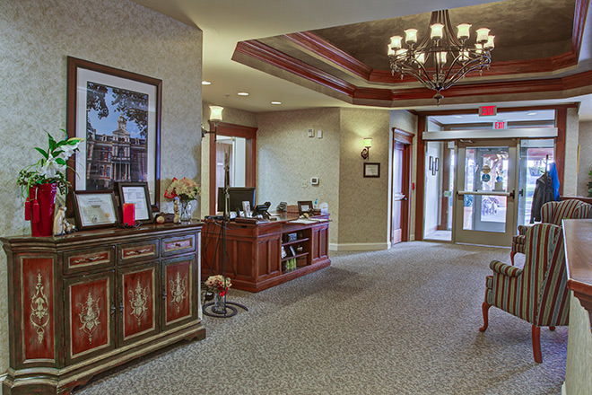 Brookdale Marysville  Foyer