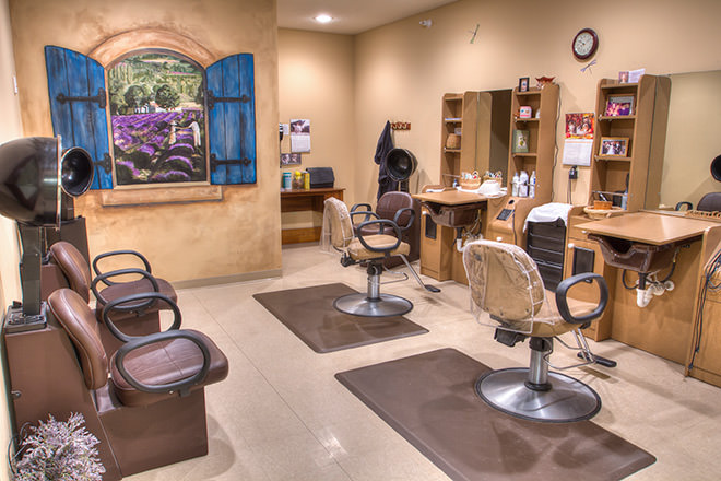 Brookdale Marysville  Salon