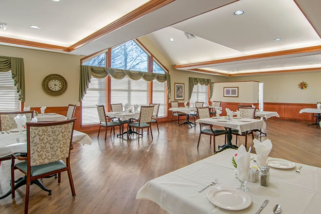 Brookdale Medford Dining Room