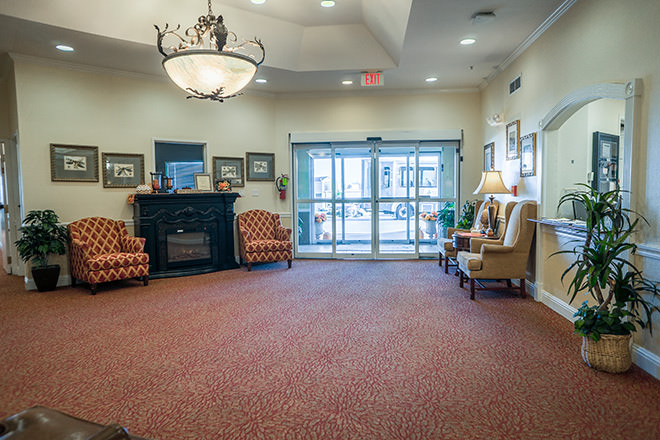 Brookdale Medi Park West  Foyer