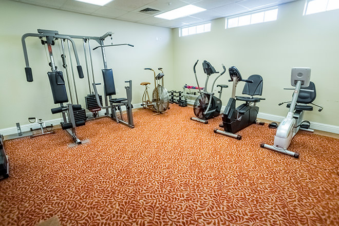 Brookdale Medi Park West  Fitness Room