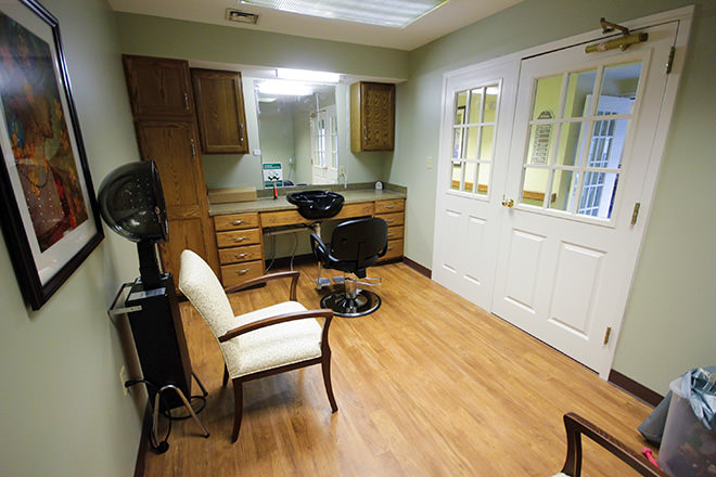 Brookdale Meridian  Salon