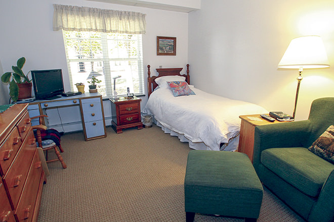 Brookdale Middleton Century Ave Bedroom
