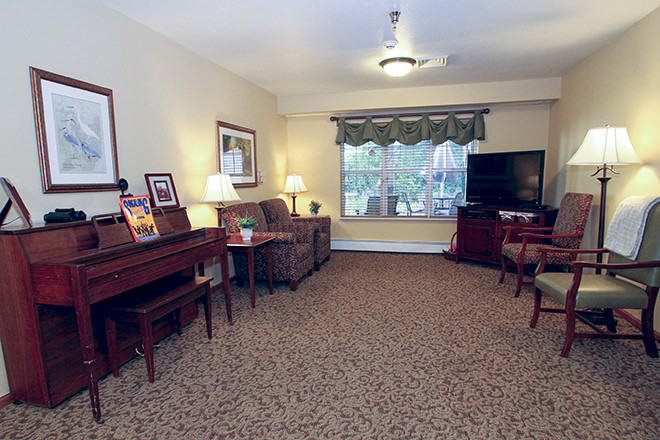 Brookdale Middleton Century Ave Common Area