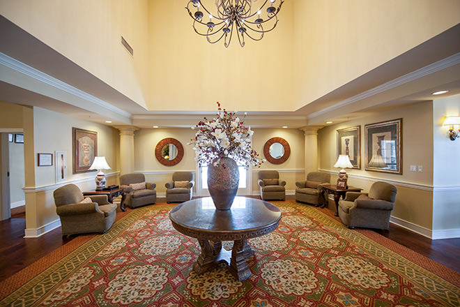Brookdale Mirage Inn Lobby