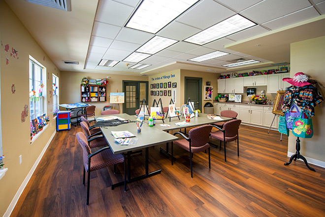 Brookdale Mirage Inn Art Studio
