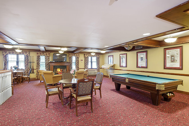 Brookdale Monroe Billiards