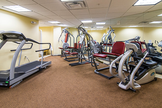 Brookdale Mountain View  Fitness Room