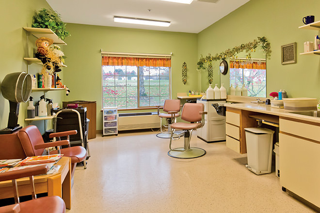 Brookdale Mt. Hood Salon