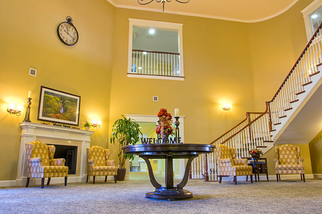 Brookdale Muirfield Foyer