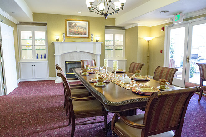 Brookdale Murrieta  Private Dining Room