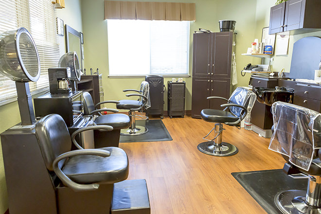Brookdale Murrieta  Salon
